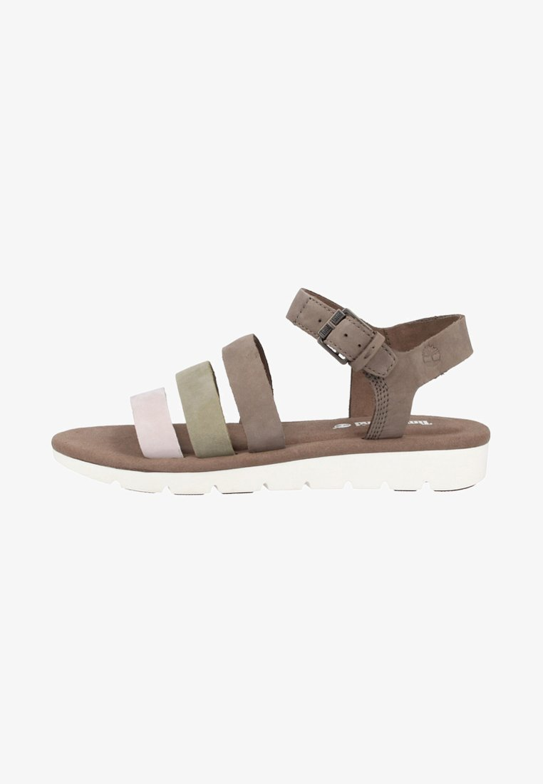 Timberland - Plateausandalette - brown