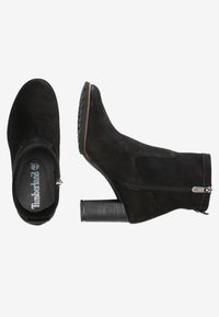 Timberland - LESLIE ANNE STRETCH  - High Heel Stiefelette - black - 1