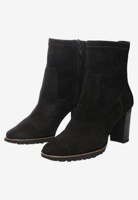 Timberland - LESLIE ANNE STRETCH  - High Heel Stiefelette - black - 2