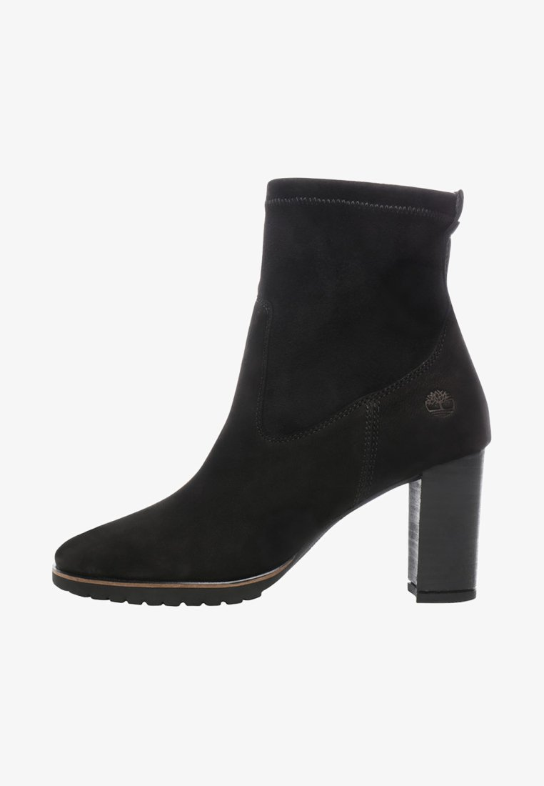 Timberland - LESLIE ANNE STRETCH  - High Heel Stiefelette - black