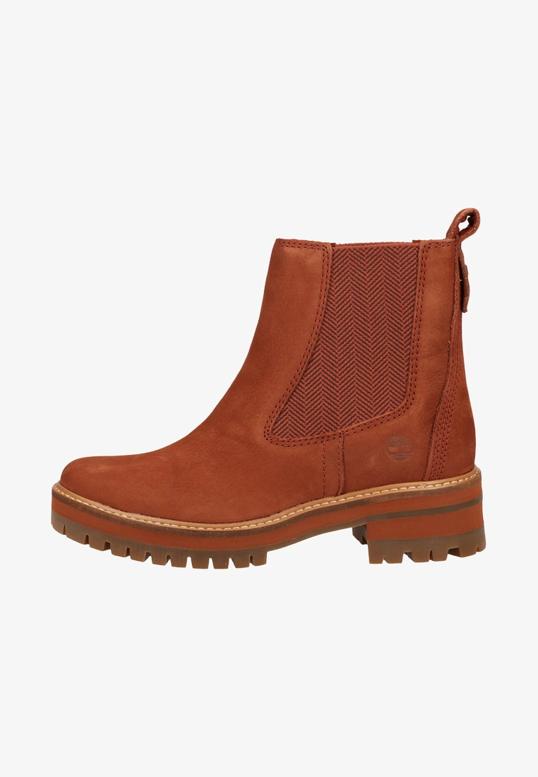 Timberland - Ankle Boot - red