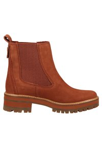 Timberland - Ankle Boot - red - 4