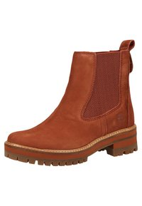 Timberland - Ankle Boot - red - 5