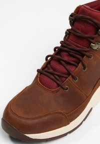 Timberland - MABEL TOWN HIKER - Schnürstiefelette - medium brown - 6