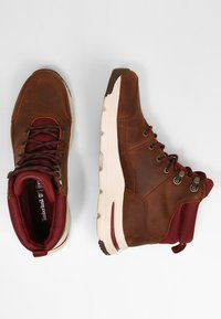 Timberland - MABEL TOWN HIKER - Schnürstiefelette - medium brown - 2