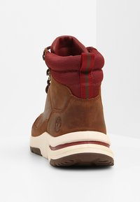 Timberland - MABEL TOWN HIKER - Schnürstiefelette - medium brown - 4