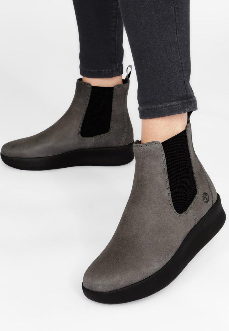 Timberland - Stiefelette - grey