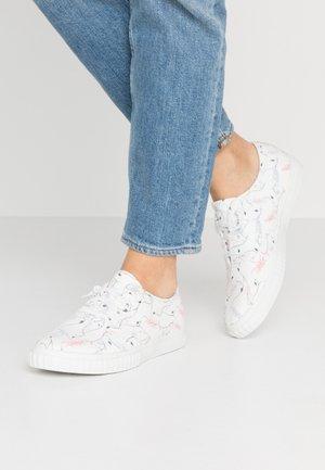 NEWPORT BAY BUMPER TOE - Sneaker low - white