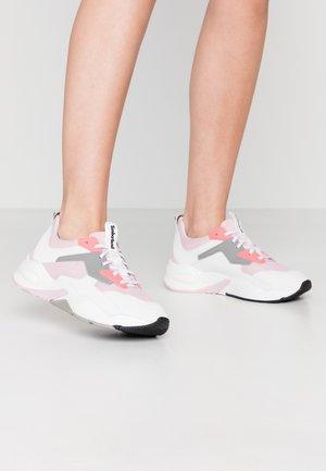 DELPHIVILLE - Sneaker low - light pink