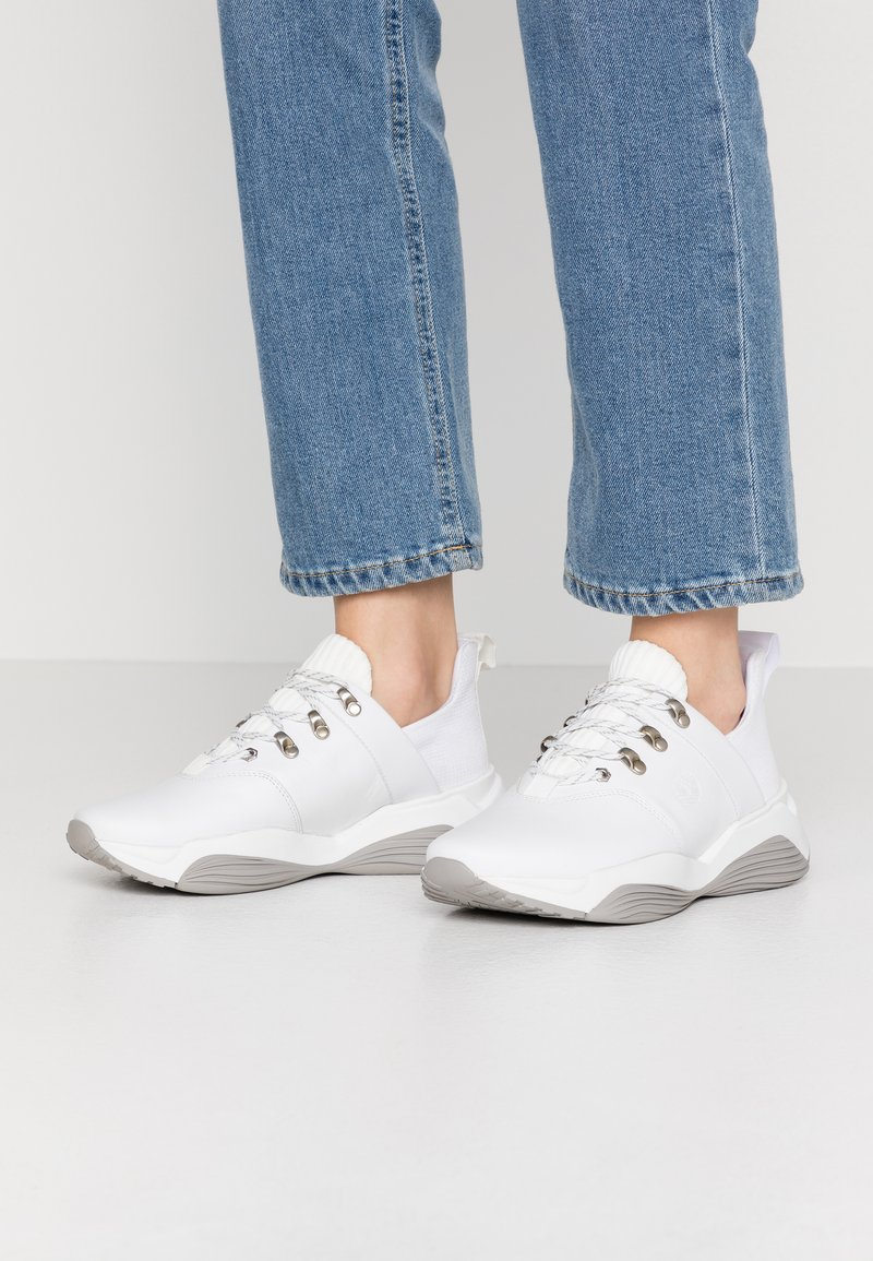 Timberland - EMERALD BAY - Sneaker low - white
