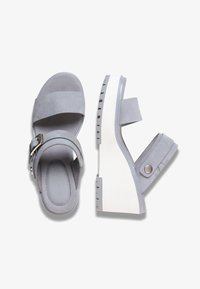 sleet grey