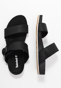 Timberland - MALIBU WAVES SLIDE - Mules - black - 3