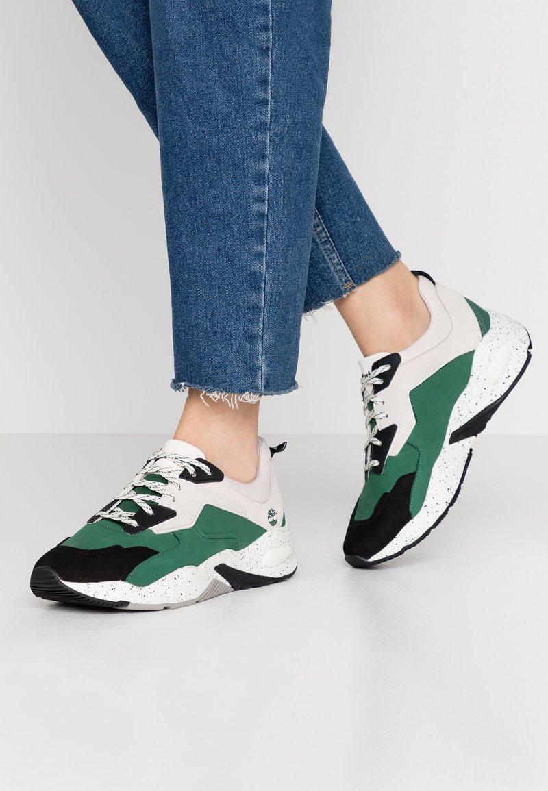 Timberland - DELPHIVILLE  - Sneaker low - dark green