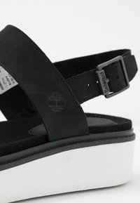 Timberland - SAFARI DAWN  - Platform sandals - black - 2
