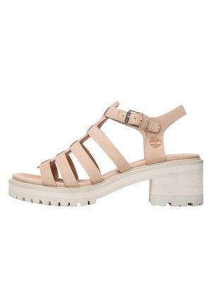 VIOLET MARSH FISHERMAN - Riemensandalette - light beige