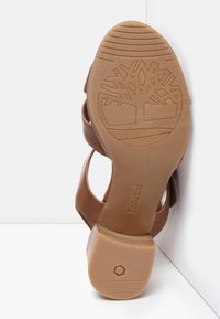 Timberland - TALLULAH MAY CROSS BAND - Sandals - saddle - 4