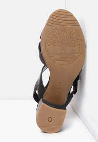 Timberland - TALLULAH MAY CROSS BAND - Riemensandalette - jet black - 3