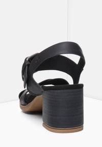Timberland - TALLULAH MAY CROSS BAND - Riemensandalette - jet black - 2