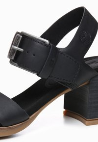 Timberland - TALLULAH MAY CROSS BAND - Riemensandalette - jet black - 5