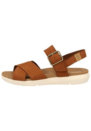 TIMBERLAND SANDALEN - Walking sandals - saddle f131