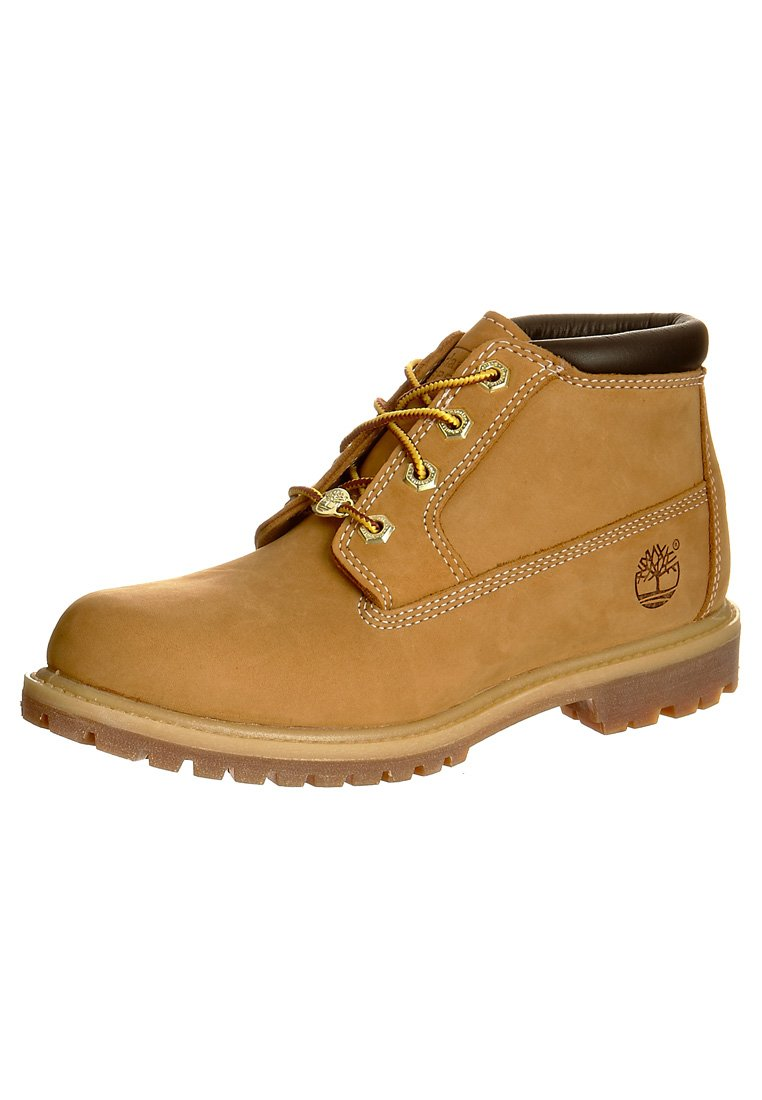 Timberland - NELLIE - Lace-up ankle boots - wheat