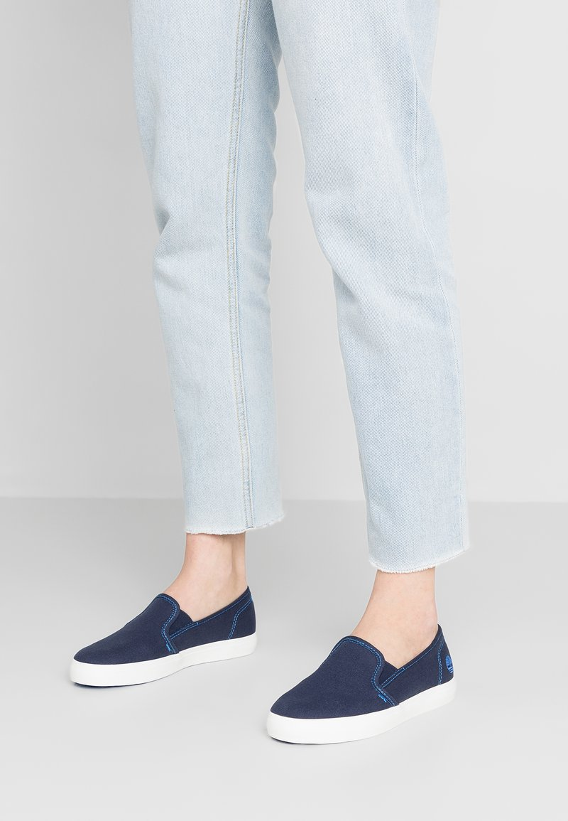 Timberland - NEWPORT BAY - Slipper - navy