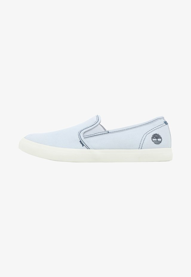 NEWPORT BAY - Mocassins - light blue