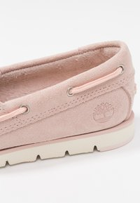 Timberland - CAMDEN FALLS BOAT - Chaussures bateau - light pink - 2
