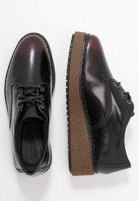 Timberland - BELL LANE DERBY - Lace-ups - dark red - 3