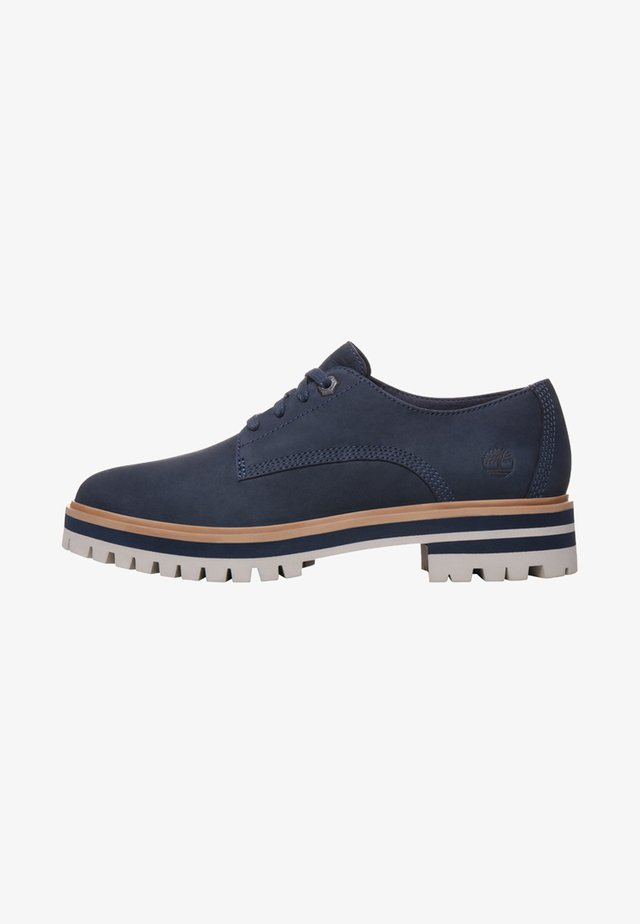 LONDON SQUARE OXFORD - Chaussures à lacets - navy