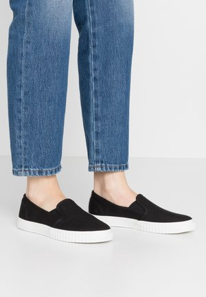 NEWPORT BAY - Loaferit/pistokkaat - black