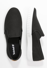 Timberland - NEWPORT BAY - Slipper - black - 3