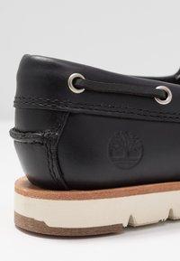 Timberland - CAMDEN FALLS - Chaussures bateau - navy full grain - 2