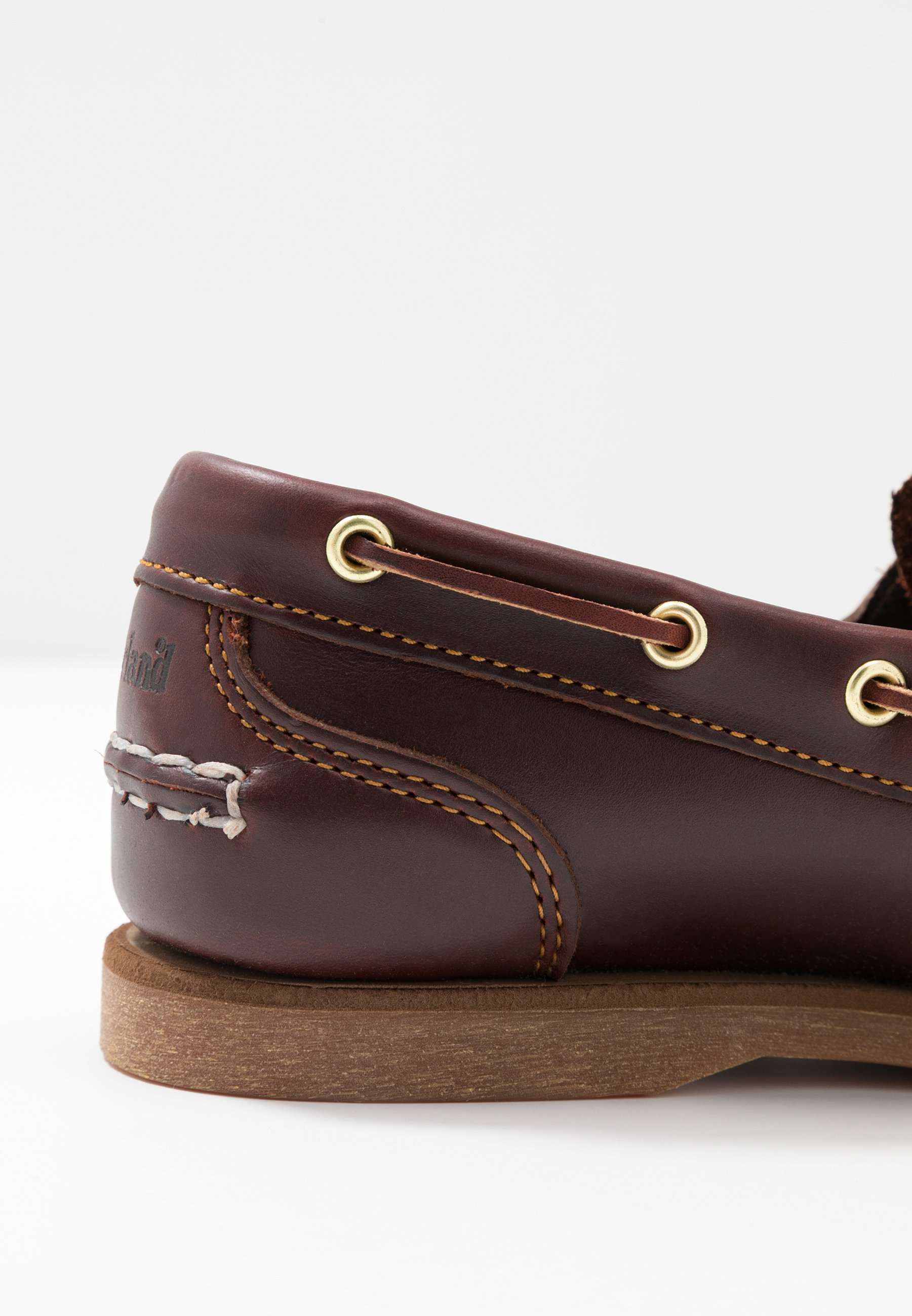 CLASSIC BOAT 2 EYE Bootsschuh burgundy