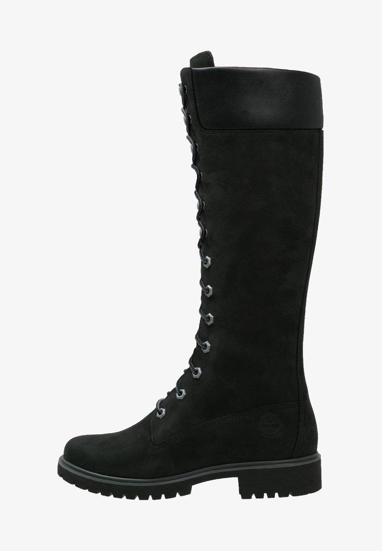 Timberland - Snørestøvler - black