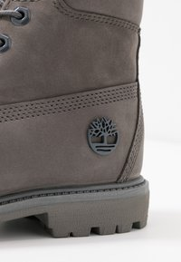Timberland - PREMIUM BOOT  - Lace-up ankle boots - medium grey - 2