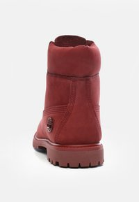 Timberland - PREMIUM BOOT  - Lace-up ankle boots - red - 3