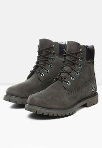 Timberland - PREMIUM BOOT  - Lace-up ankle boots - dark green - 2