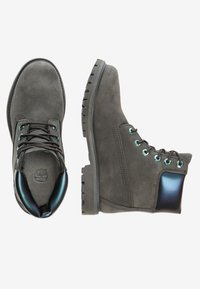Timberland - PREMIUM BOOT  - Lace-up ankle boots - dark green - 1