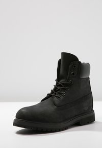 Timberland - PREMIUM BOOT  - Lace-up ankle boots - black - 2