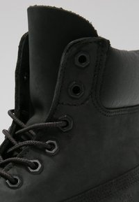 Timberland - PREMIUM BOOT  - Lace-up ankle boots - black - 5