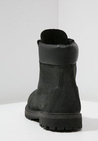 Timberland - PREMIUM BOOT  - Lace-up ankle boots - black - 3