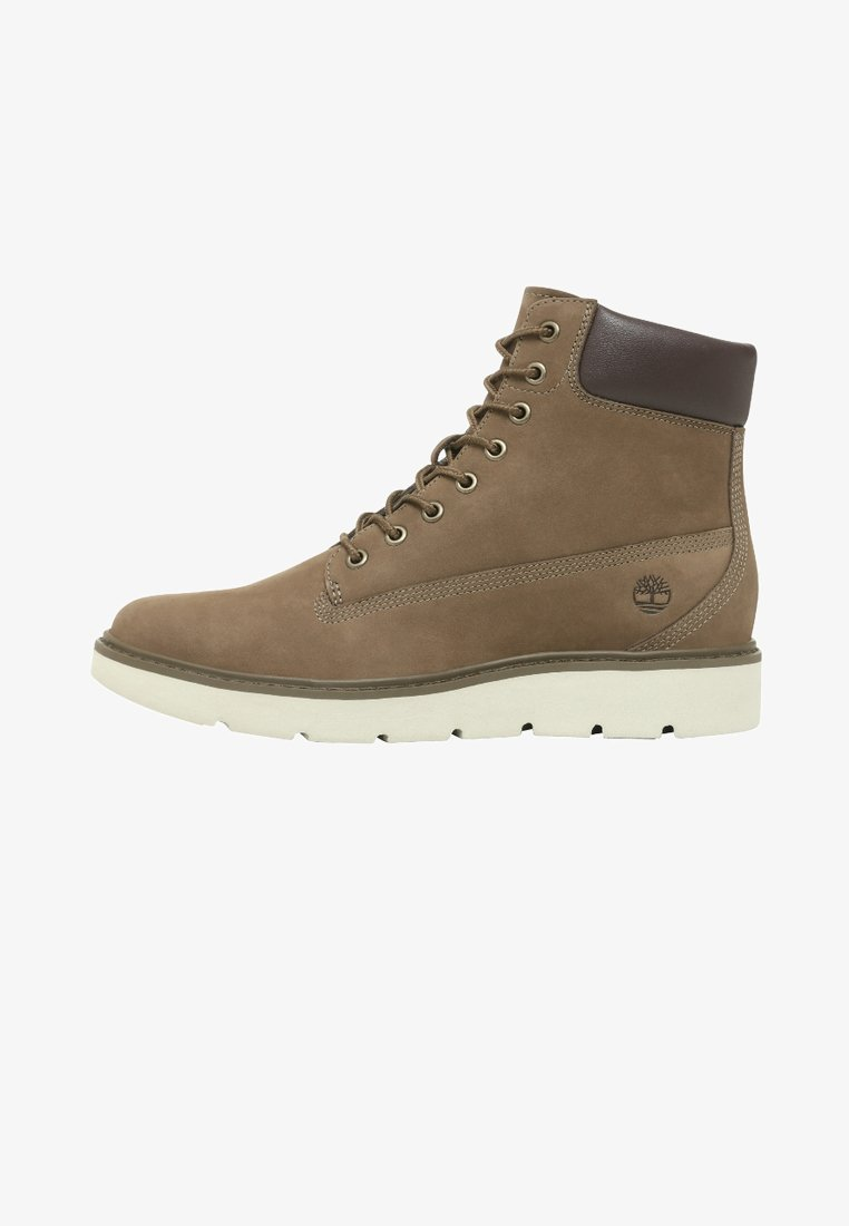 Timberland - KENNISTON 6 INCH - Lace-up ankle boots - canteen