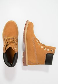 Timberland - 6'' PREMIUM - Lace-up ankle boots - wheat - 3