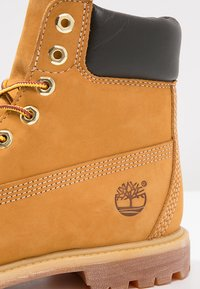 Timberland - 6'' PREMIUM - Lace-up ankle boots - wheat - 6
