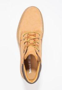 Timberland - KENNISTON NELLIE - Boots à talons - wheat - 1