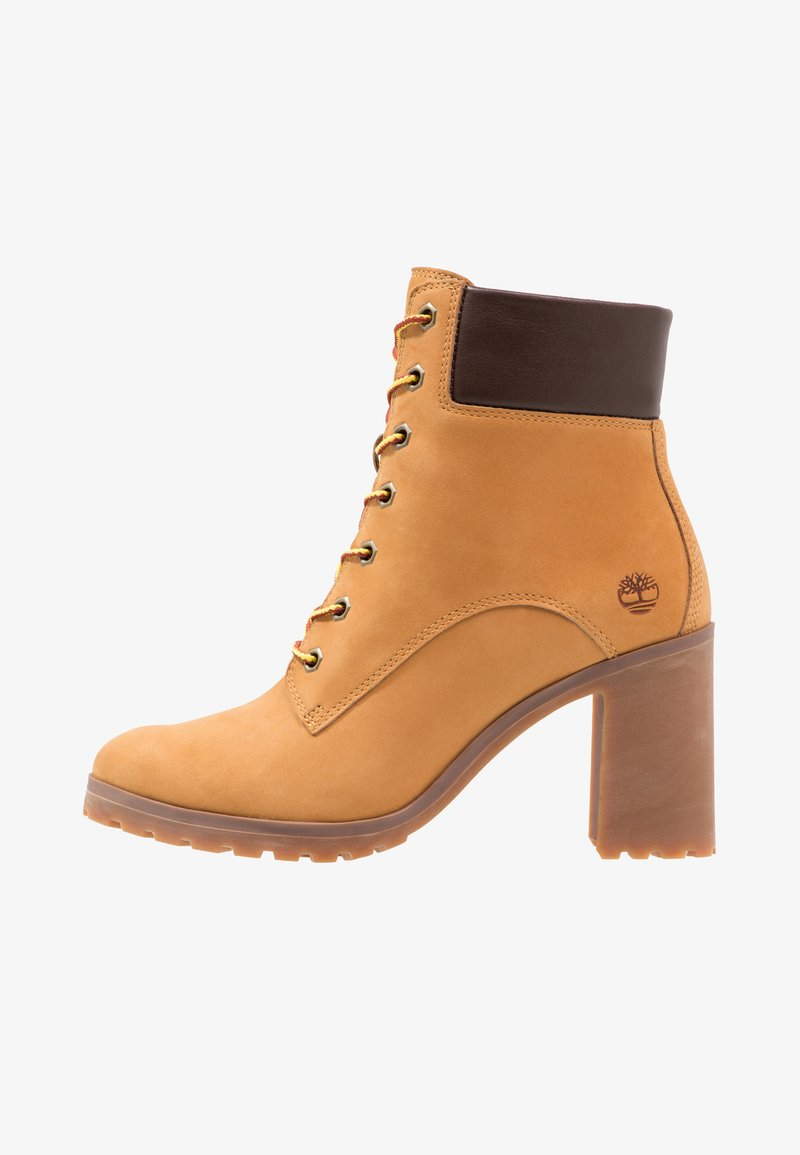 Timberland - ALLINGTON 6IN LACE UP - Schnürstiefelette - wheat
