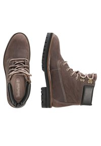 Timberland - LONDON SQUARE 6IN BOOT - Schnürstiefelette - taupe brown - 1