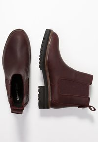 Timberland - LONDON SQUARE CHELSEA - Ankle Boot - dark port mincio - 3