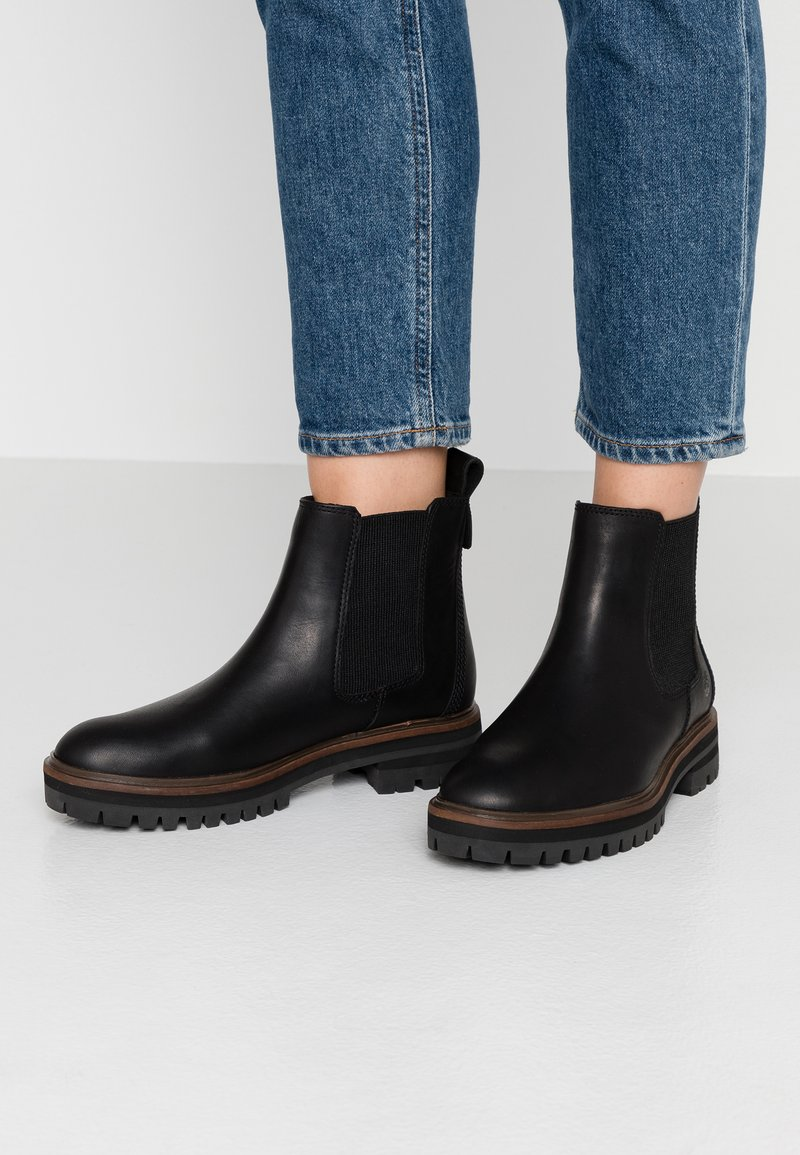 Timberland - LONDON SQUARE CHELSEA - Ankelboots - black